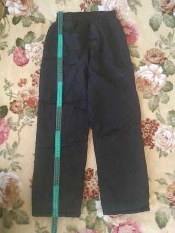 Зимние штаны на шлисе