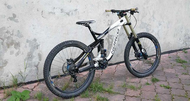 "Norco Aurum 6.1 - 2014r., 26"", rozm. M  (rower, DH, FR, Full, FOX)"