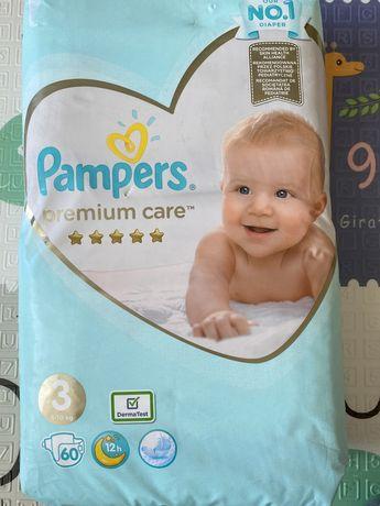 Продам памперси Pampers premium care