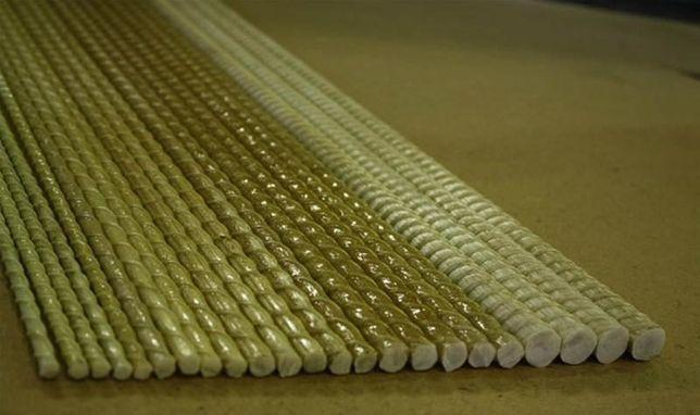 Композитная пластиковая арматура ( усиленная и обычная)