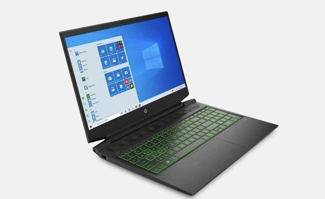 HP Pavilion 16-a0076ms ноутбук ігровий