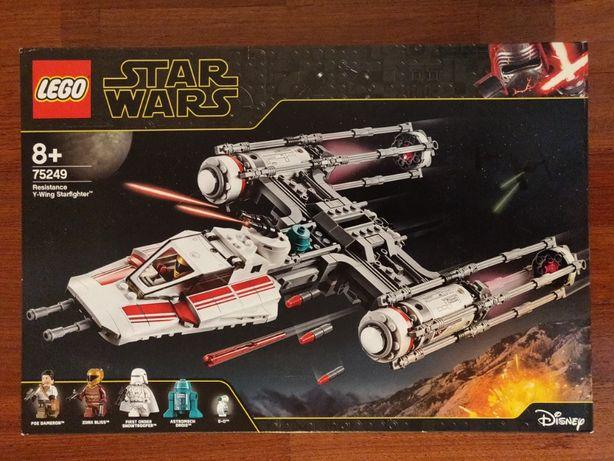 Lego Millennium Falcon X-Wing Y-Wing