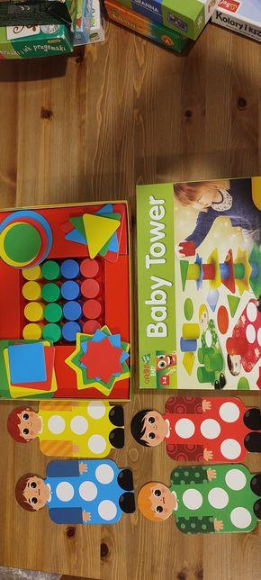 Baby Rower, idealna zabawa dla malucha