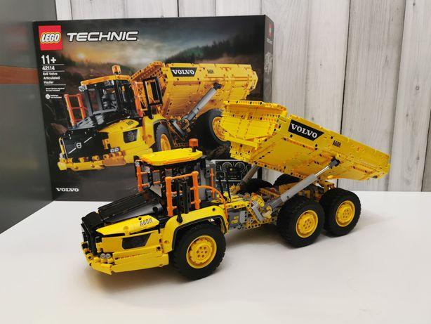 Lego 42114 wozidło przegubowe Volvo A60H wywrotka