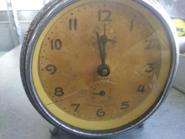 Relógio Despertador Reguladora Antigo