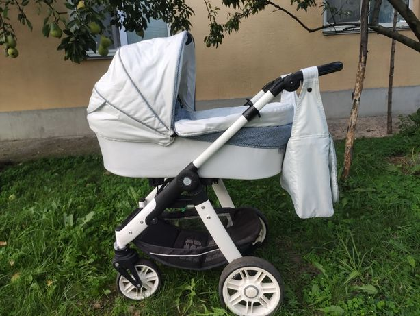 Дитяча коляска teutonia 2в1 mistral s