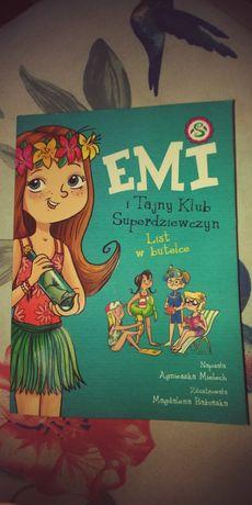 EMI. List w butelce