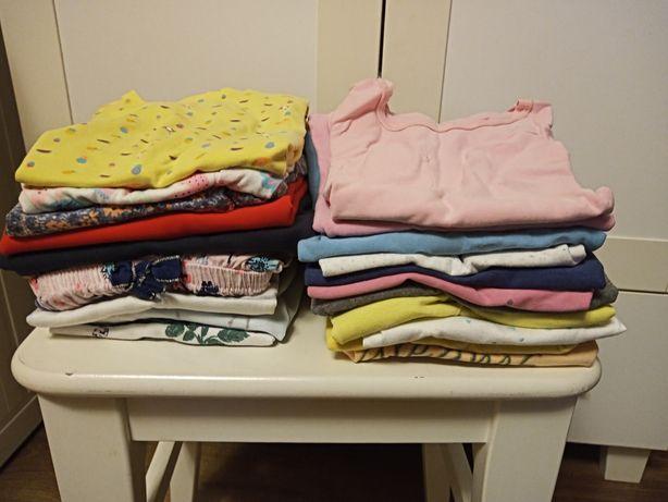 Sukienki i bluzki na krótki rękawek różne rozmiary