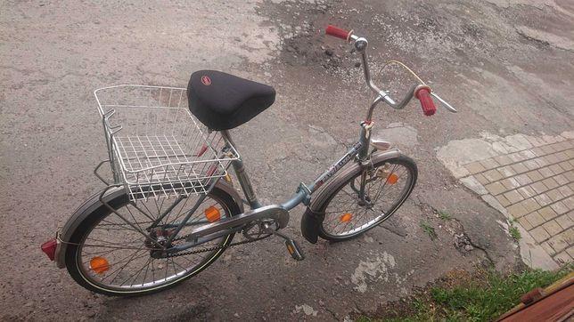 Велосипед складний