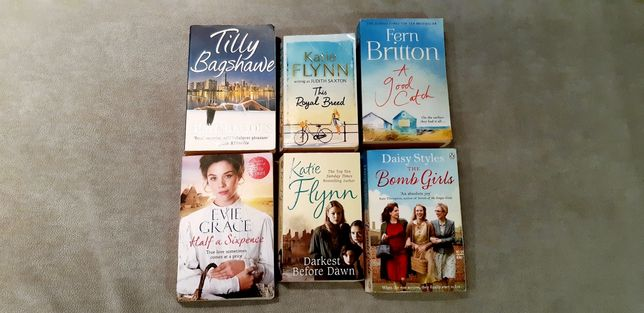 Bagshawe, Britton,Flynn,Grace,Styles książki PO ANGIELSKU angielski