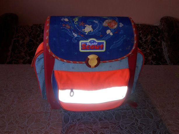 Школьный рюкзак тройка