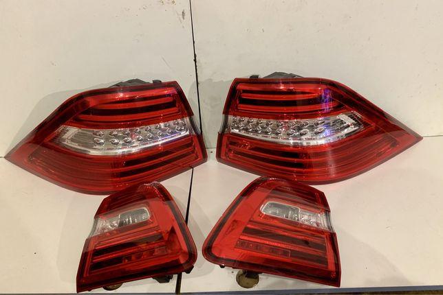 фонарь Mercedes ML W166 usa, фонари Ml USA, фонарь задний Mercedes ML