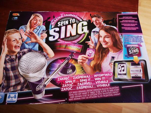 Sprzedam grę Spin to Sing