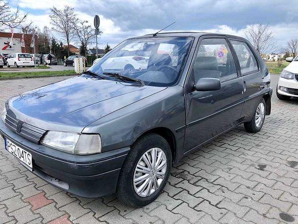 Peugeot 106 1.0cm' benz Idealny na dojazdy do pracy