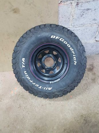 Opony bf goodrich AT 31x10,5x15 off road