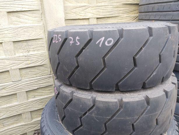 225/75r10 Michelin Wózek widłowy