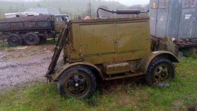 Армейский генератор