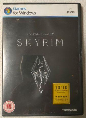 The Elder Scrolls V - Skyrim Jogo PC DVD