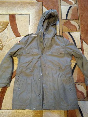 kurtka  moro  z podpinka  niemiecka  bundeswery