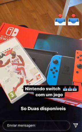Nintendo nunca usado