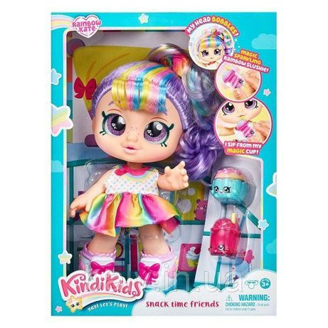 Кукла лялька  Kindi Kids Рейнбоу Кейт кинди кидс