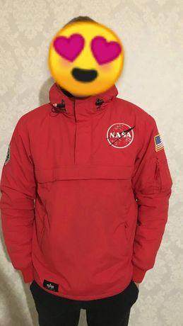 Зимний анорак NASA
