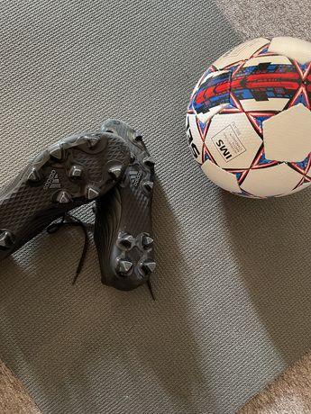 Бутцы adidas Copa и мяч Select