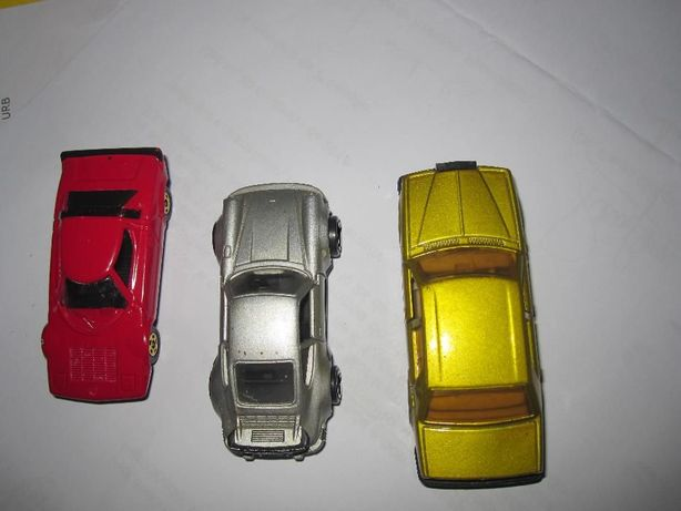 miniaturas porsche 911 , golf gti etc