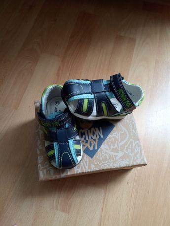 Sandały, sandałki dla chłopca, super stan! CCC. Cena!