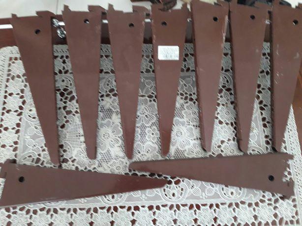 Кронштейн для полки( полкодержатель ), длина 22 см