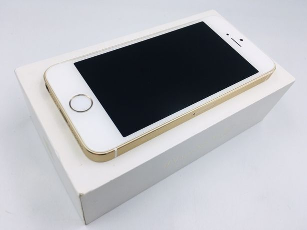 iPhone 5S 32GB GOLD • NOWA bateria • GWARANCJA 1 MSC • AppleCentrum