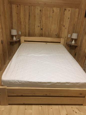 Двухспальная Кровать деревянная 140х200.Эко !