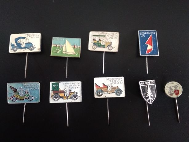 PRL kolekcja   znaczki