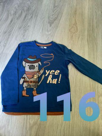 Bluzka chłopięca 116