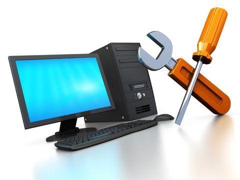 Профессиональное обслуживание и ремонт компьютеров (ноутбуков) на дому