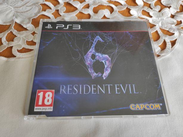 Resident Evil 6 PS3 Promo Unikat