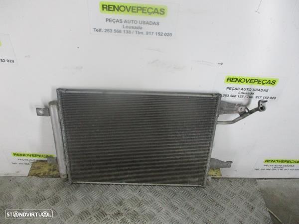 Radiador Ar Condicionado Smart Forfour (454)