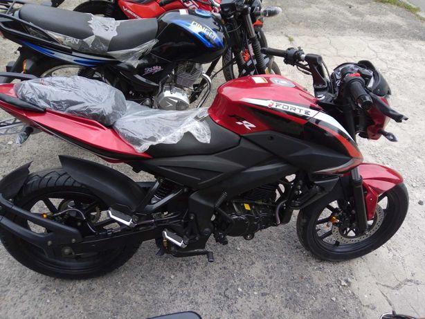 Мотоцикл FORTE FT300-C5C Новый без пробега