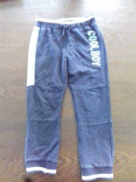 Spodnie dresowe coccodrillo r 116