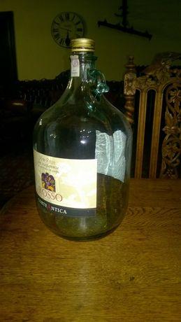 Butla szklana 5 litrów