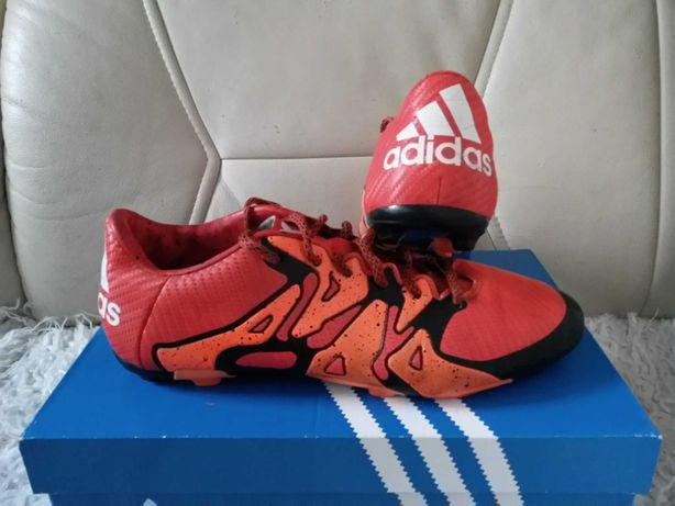 KORKI ADIDAS rozmiar 41 / męskie adidasy buty do piłki nożnej