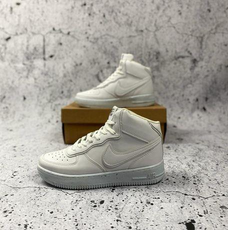 Buty Nike Air Force 1 HIGH Damskie NOWE ROZM 36-40 za Kostkę