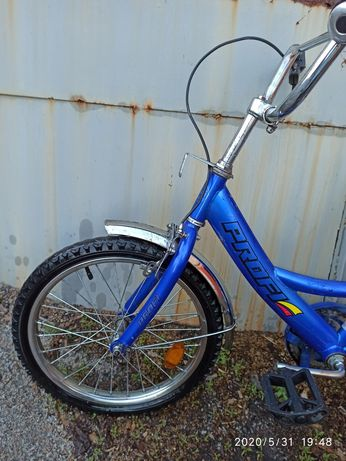 """Продам детский велосипед, """"16"""""""