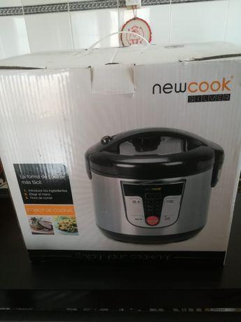 Robot cozinha Newcook