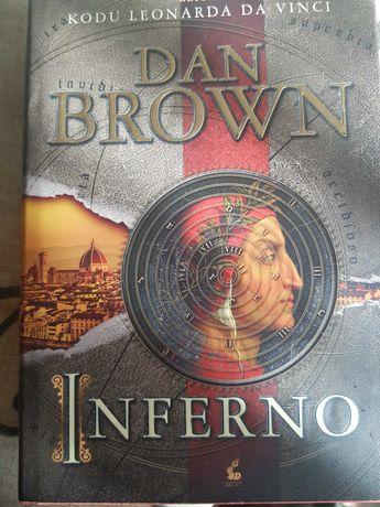 Ksiązka Dan Brown Inferno