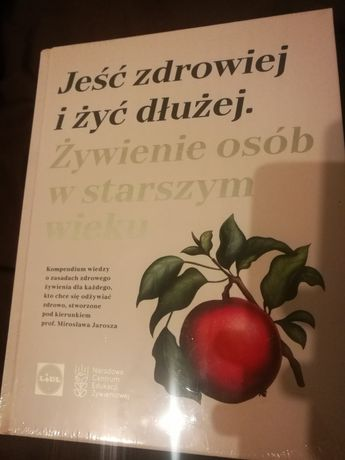 Książka Jeść zdrowiej i żyć dłużej z Lidla Nowa