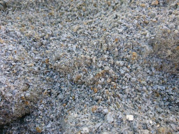 Zasypka granitowa, czarna szara do fugowania kostki brukowej 0-4mm
