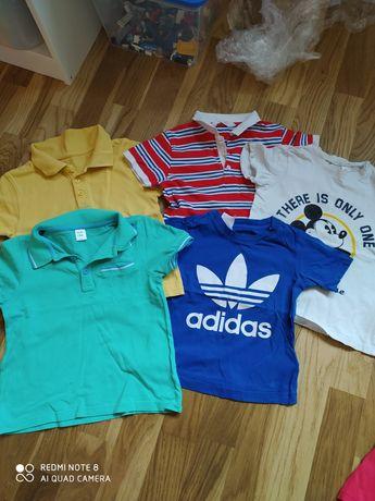 Koszulki dla chłopca 98-104