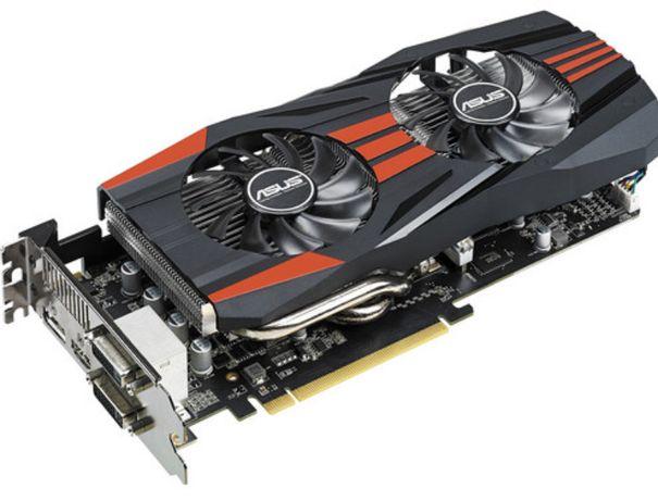 ASUS AMD R9 270X DirectCU II 2GB