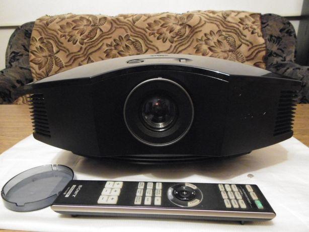 SONY VPL HW55 projektor ekran rzutnik 1700ANSI nowa lampa SXRD 3D hdmi